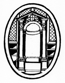 Figure 2: Concept sketch for an Early Modern Logo. © James Jago.