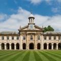 Emmanuel College, Cambridge, Front Court